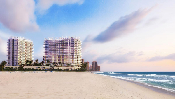 Amrit Oceanfront Palm Beach Luxury Residences