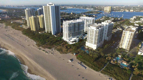 Oceanfront Singer Island Luxury Resort and Residences