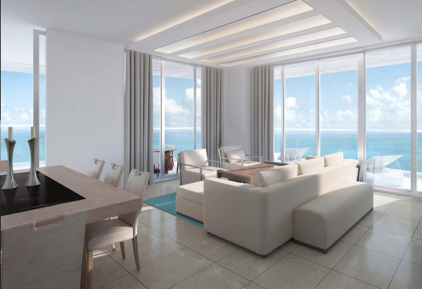 Amrit Singer Island Luxury Condos Bedrooms