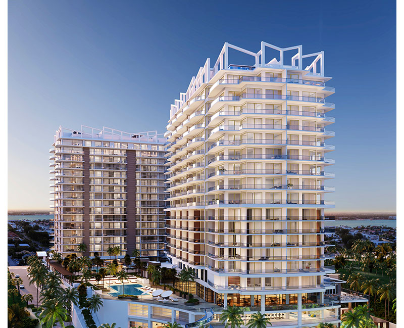 Palm Beach Ocean Front Luxury Residences
