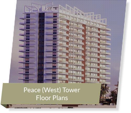 Peace Tower Floor Plan