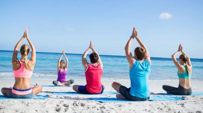 Amrit Ocean: Deep Breathing and Meditation Center