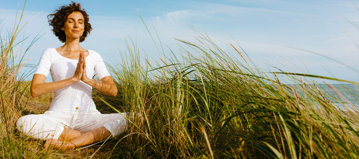 Amrit Ocean: The Five Pillars of Wellness—Mindfulness, Nutrition, Fitness, Relaxation and Sleep.