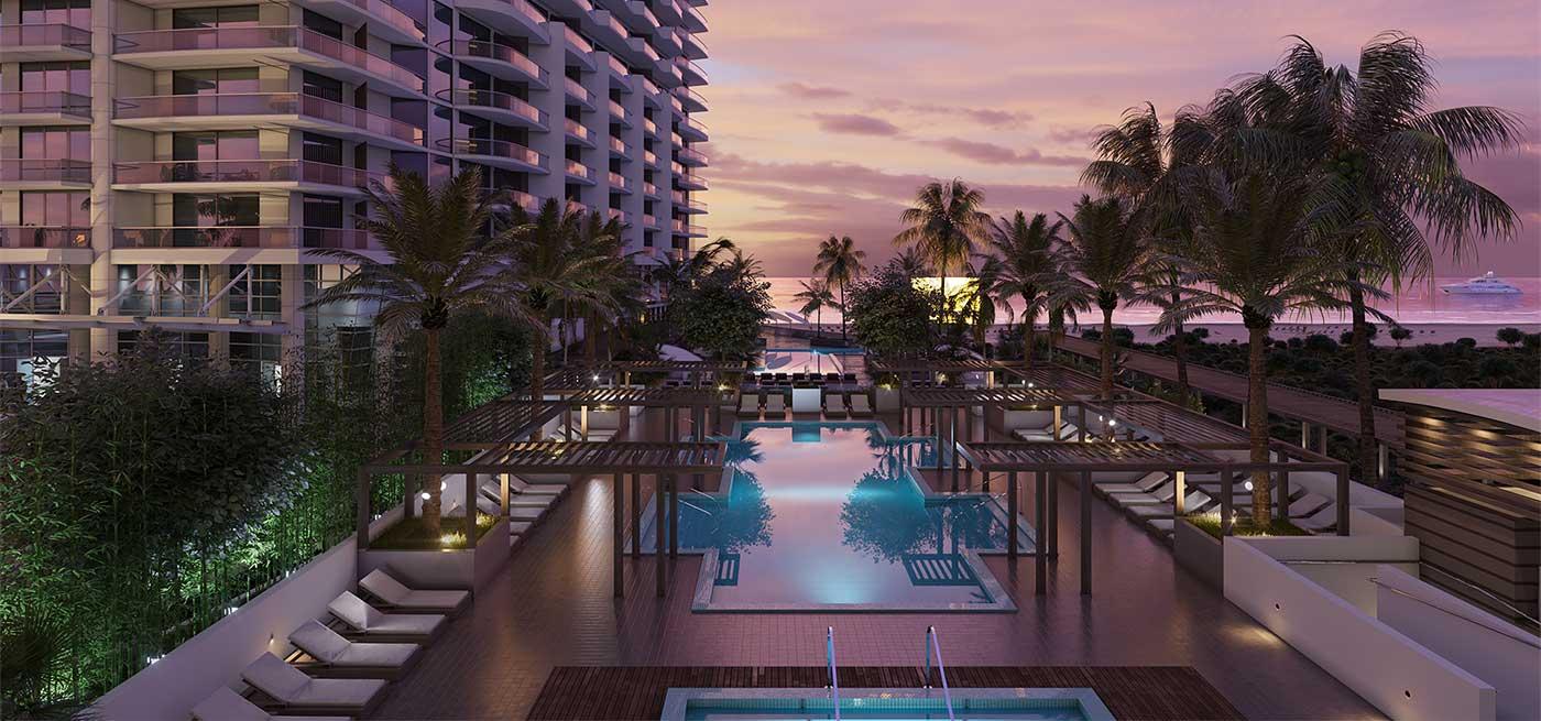 Singer Island Luxury Condos